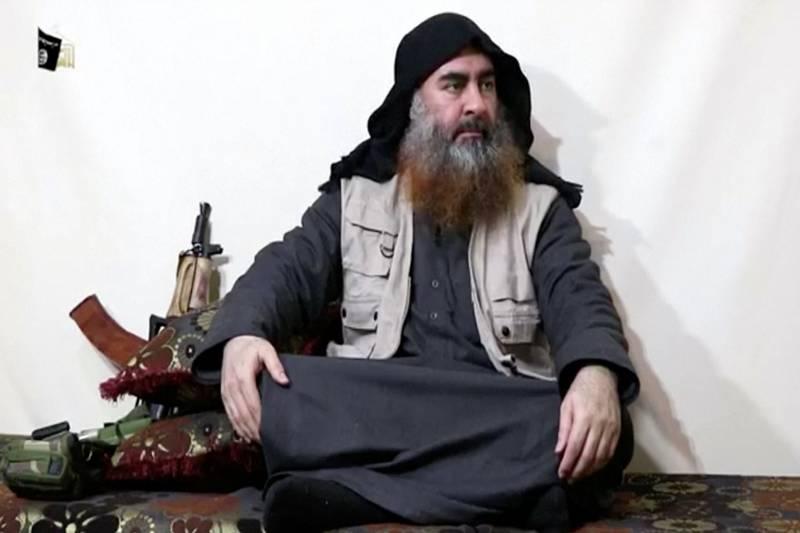 """""""ისლამურმა სახელმწიფომ"""" ალ-ბაღდადის მემკვიდრე დაასახელა"""