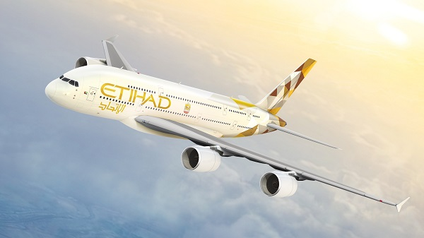 მარტიდან, Etihad Airways-იაბუ-დაბი-თბილისის მიმართულებით ფრენების განახორციელებას იწყებს