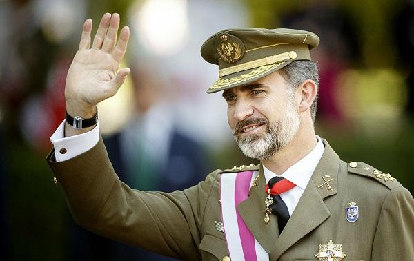 ბარსელონაში დემონსტრანტებმა ესპანეთის მეფის პორტრეტები დაწვეს
