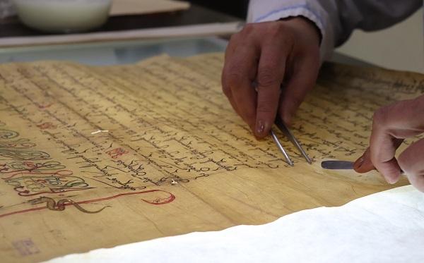 XVII-XVIII საუკუნეების ისტორიულ დოკუმენტებს რესტავრაცია ჩაუტარდება