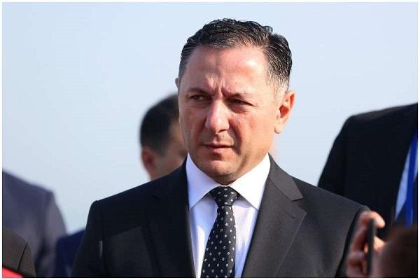 შინაგან საქმეთა მინისტრი ოფიციალური ვიზიტით საფრანგეთში გაემზავრა