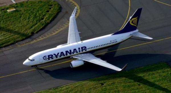 Ryanair-ის წმინდა მოგებამ 1.15 მლრდ ევროს მიაღწია