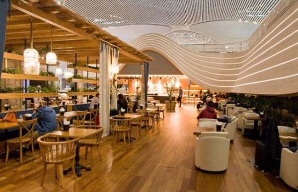 გაინტერესებთ, როგორია Turkish Airlines-ის VIP დარბაზი სტამბოლის ახალ აეროპორტში?
