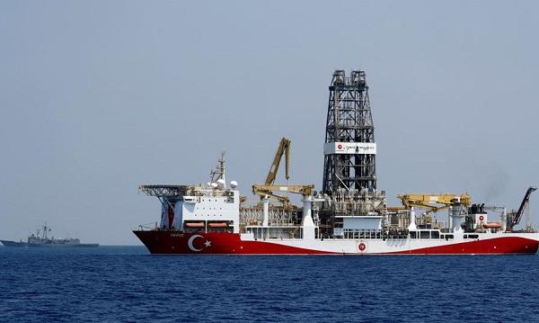 თურქეთი აგრძელებს კვიპროსის სანაპიროსთან ბურღვით სამუშაოებს