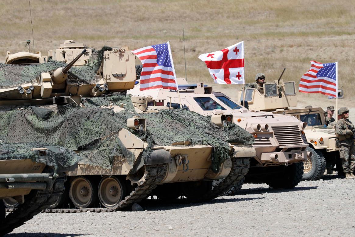 აშშ-საქართველოს შორის უსაფრთხოების სფეროში თანამშრომლობის ჩარჩო-ხელშეკრულება გაფორმდა