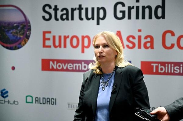 მნიშვნელოვანია, რომ გლობალური ფორუმი Startup Grind Europe-Asia Connect სან-ფრანცისკოს, ლონდონისა და ბარსელონას შემდეგ, თბილისში ტარდება - მინისტრი