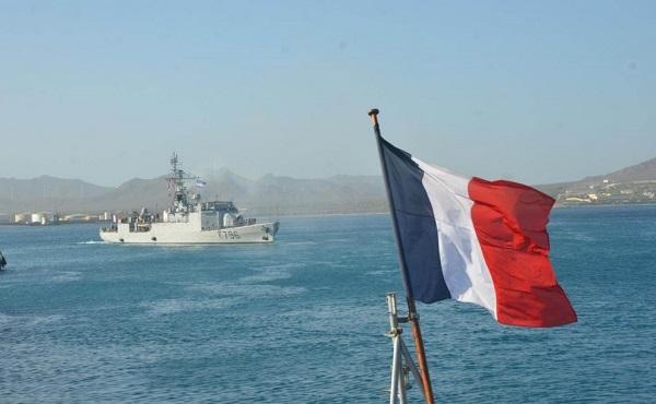 საფრანგეთის ეროვნული ფლოტის საპატრულო ხომალდი ბათუმს ეწვევა