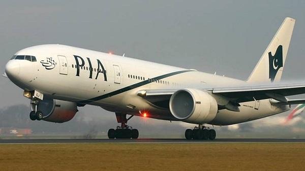 Pakistan International Airlines-ისბორტგამყოლმამგზავრს სცემა