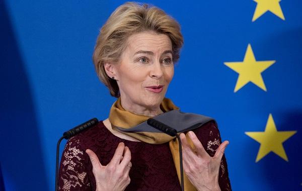 ევროპა მომავალია - ურსულა ფონ დერ ლაიენი