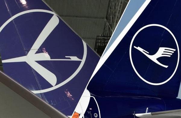 LOT-ი Lufthansa-ს წეროს გამო ედავება