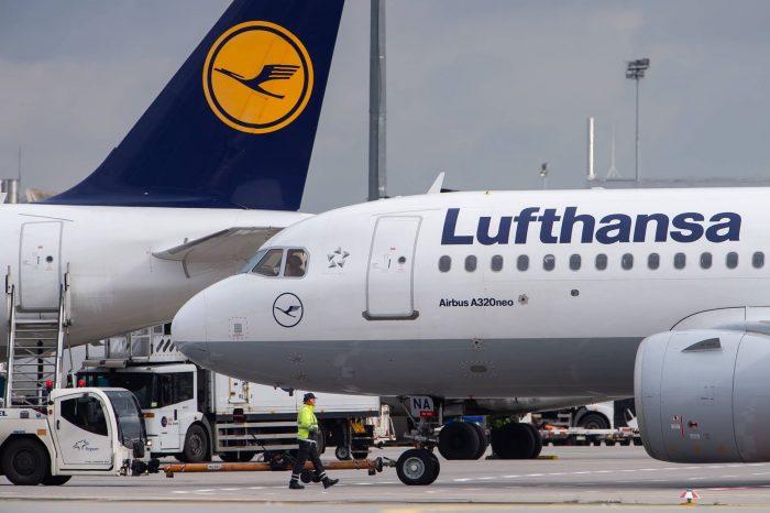 FAA-სნებართვის გარეშე შესრულებული ავიარეისებისთვისLufthansa-ს 6.428 მლნ დოლარის ოდენობის ჯარიმა ემუქრება