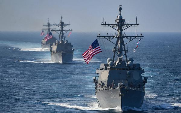 National Interest: მსოფლიოს 5 საზღვაო ფლოტი, რომელიც ოკეანეებს აკონტროლებს