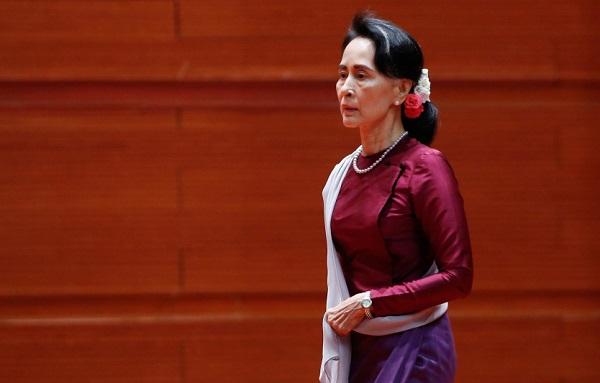 აუნ სან სუ ჩი ჰააგის სასამართლოში როჰინჯების გენოციდთან დაკავშირებულ მოსმენებს დაესწრება