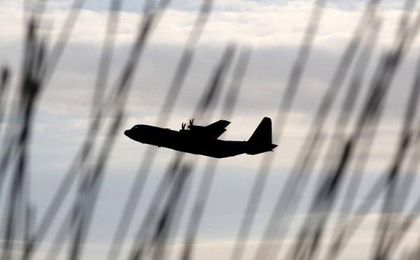 ჩილეს საჰაერო ძალების თვითმფრინავმა, ბორტზე 38 ადამიანით, კატასტროფა განიცადა
