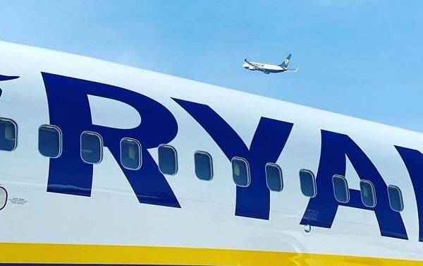 Ryanair-ის CO2-ის ემისიის მაჩვენებელი ინდუსტრიაში ყველაზე დაბალია