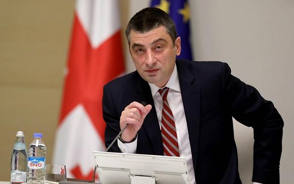 """ქვეყნის ამ ეტაპამდე მიყვანა """"ქართული ოცნების"""" ლიდერის, ბიძინა ივანიშვილის დამსახურებაა - გიორგი გახარია"""