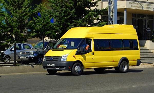თბილისში მიკროავტობუსების განახლება დაიწყება