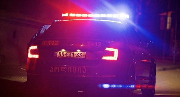 პოლიციამ მარჯანიშვილის ქუჩაზე მომხდარი დაჭრის ფაქტი ცხელ კვალზე გახსნა