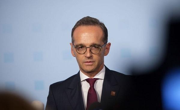 გერმანიის საგარეო საქმეთა მინისტრი პუტინს ხანგოშვილის მკვლელობის გამართლების მცდელობაში ადანაშაულებს