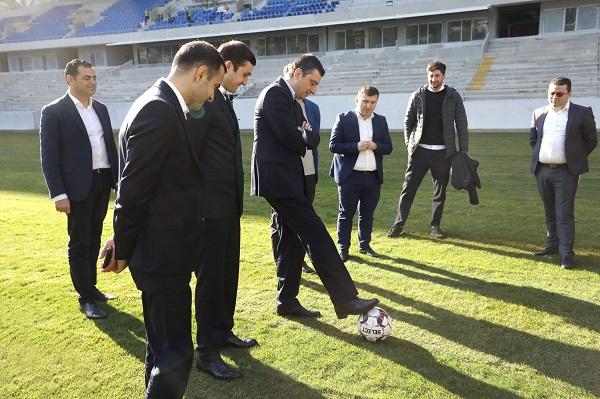 გიორგი გახარია - UEFA-ს სტანდარტების სტადიონი ბათუმში მნიშვნელოვანია არა მხოლოდ სპორტის განვითარებისთვის, არამედ ტურიზმის სტიმულირებისთვისაც