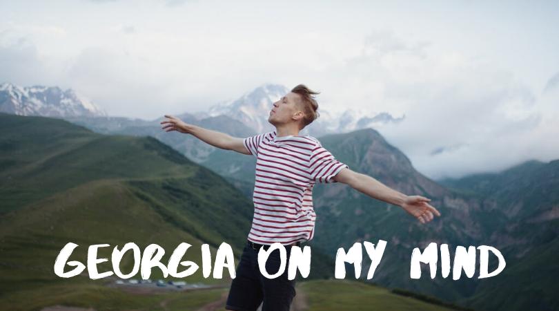 Georgia On My Mind - ესტონეთში ევროვიზიის შიდა შესარჩევ ტურში კონკურსანტი საქართველოს უმღერის | video