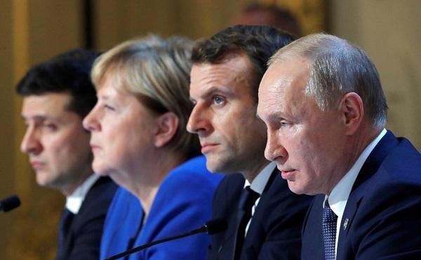 """""""ნორმანდიული ოთხეული"""" - რაზე შეთანხმდნენ ლიდერები"""