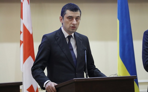 ქართული მხარე ერთგულია თავისი პოზიციისა, რომ საქართველოს ტერიტორიაზე არსებული ყველა კონფლიქტი მხოლოდ მშვიდობიანი გზით გადაიჭრას - გიორგი გახარია