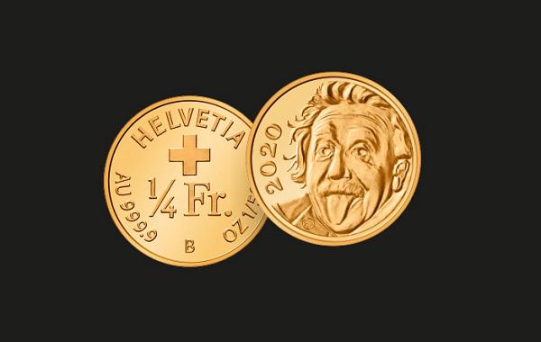 შვეიცარიამ მსოფლიოში ყველაზე პატარა ოქროს მონეტა გამოუშვა | ვიდეო