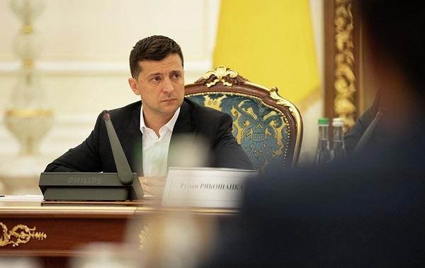 ზელენსკიმ არ დააკმაყოფილა პრემიერ-მინისტრის გადადგომის განცხადება