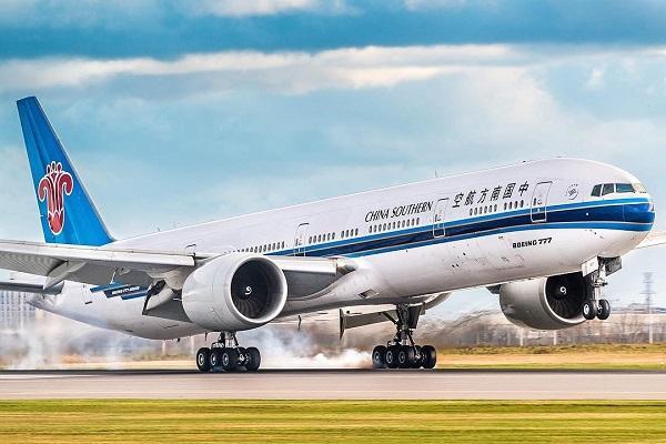 China Southern Airlines-მათბილისის მიმარულებით ორი ავიარეისი გააუქმა