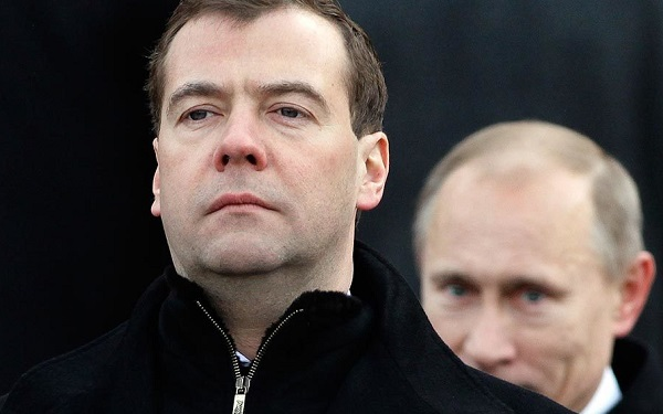 მედვედევი რუსეთის მმართველი პარტიის თავმჯდომარის თანამდებობას შეინარჩუნებს