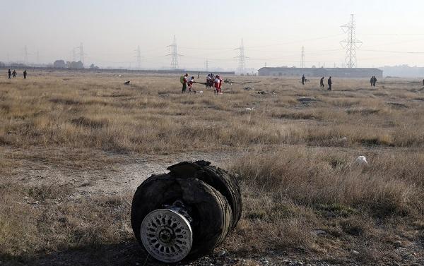 ირანი FlyUIA-ს ჩამოვარდნილი თვითმფრინავის შავ ყუთების Boeing-ისთვის გადაცემას არ აპირებს