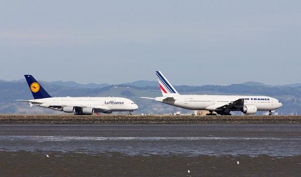 Air France-მა და Lufthansa-მ ირანისა და ერაყის მიმართულებით ფრენები შეაჩერეს