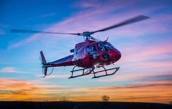 გუდაურსა და მესტიაში ფრენების განხორციელების ნებართვა HTM Helicopter Travel Munich GmbH-ს მიენიჭა