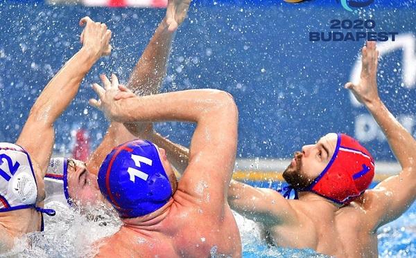 საქართველოს წყალბურთის ნაკრებმა რუსეთთან ერთქულიანი სხვაობით წააგო