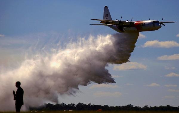 ავსტრალიაში სახანძრო თვითმფრინავის ჩამოვარდნას 3 ამერიკელი ემსხვერპლა