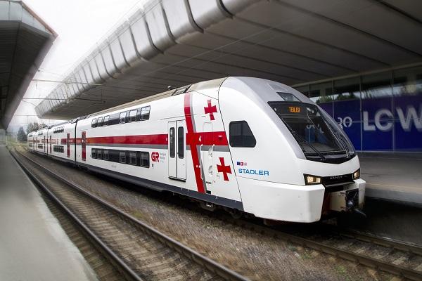 2019 წელს საქართველოს რკინიგზის მეშვეობით  გადაყვანილია 3 მლნ-ზე მეტი მგზავრი