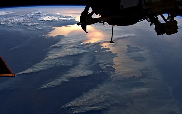NASA: ავსტრალიის ხანძრების კვამლი დედამიწას შემოუვლის