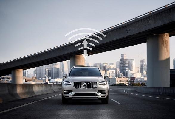 Volvo Cars 5G საკომუნიკაციო ტექნოლოგიებს დანერგავს