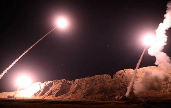 ირანმა ერაყში ამერიკულ სამხედრო ბაზებზე სარაკეტო იერიში მიიტანა