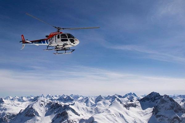 """გოდერძის, მესტიის და ყაზბეგის საკურორტო ზონებში ფრენებს """"Wucher Helicopter Gmbh"""" განახორციელებს"""