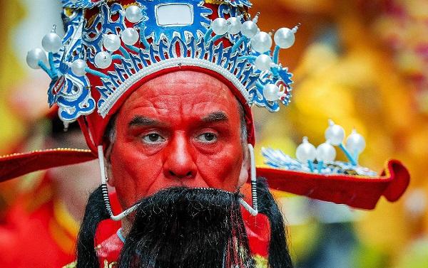 როგორ აღნიშნავენ ჩინურ ახალ წელს მსოფლიოს სხვადასხვა კუთხეში | ფოტოები
