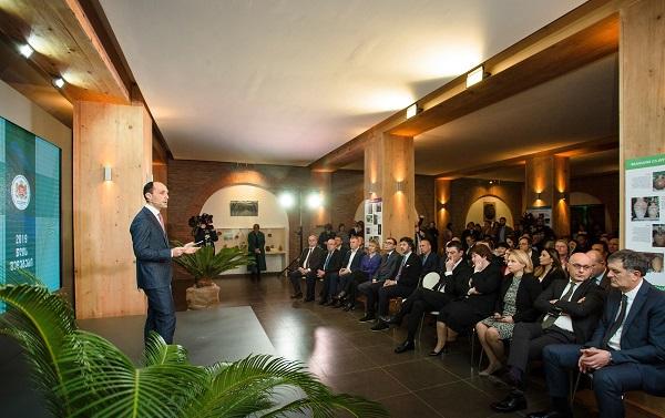 პირველად საქართველოში, 2019 წელს, დაცულ ტერიტორიებზე  ეკოტურიზმის განვითარებაში კერძო საერთაშორისო ინვესტიციები ჩაერთო