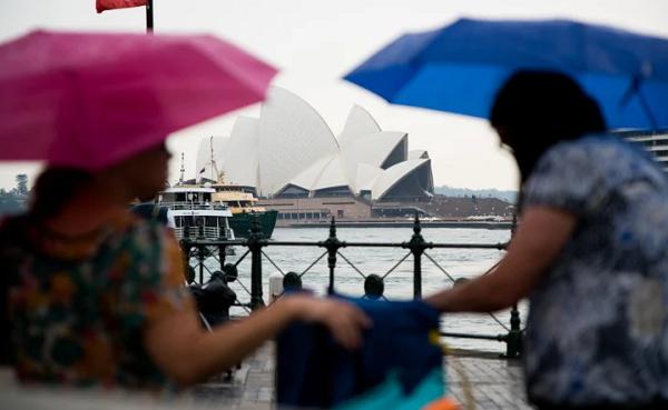 ავსტრალიაში ძლიერმა წვიმამ წყალდიდობა გამოიწვია