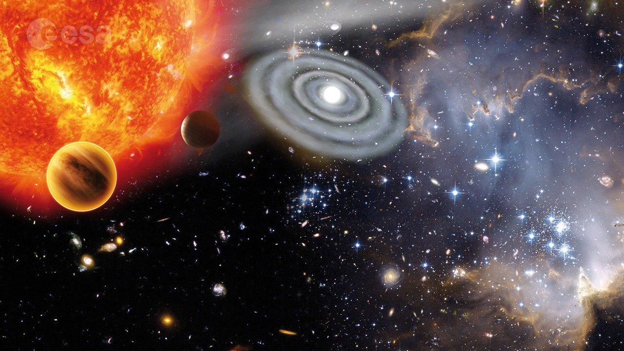 Quiz: რა იცი კოსმოსის შესახებ?