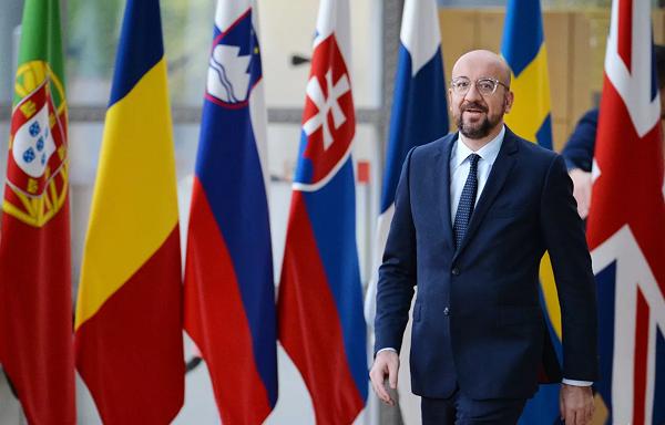 შარლ მიშელი ევროკავშირის საბჭოს საგანგებო სხდომას იწვევს