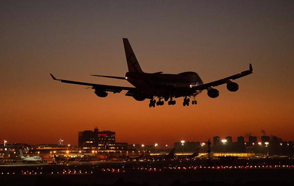 საქართველოს აეროპორტებში მგზავრთნაკადი 3%-ით შემცირდა