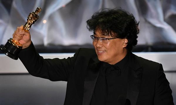 პირველად ოსკარის ისტორიაში, წლის საუკეთესო ფილმის ნომინაციაში სამხრეთკორეულმა ფილმმა გაიმარჯვა