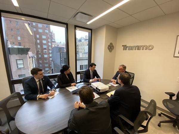 Trammo საქართველოში 20 მილიონი დოლარის მოცულობის ინვესტიციას განახორციელებს და ბათუმის პორტში ახალ ტერმინალს ააშენებს