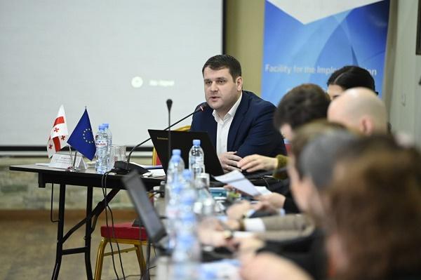 გენადი არველაძე - DCFTA - ის წარმატებული შეთანხმების შედეგია, რომ ევროკავშირში ქართული პროდუქციის ექსპორტის წილი მნიშვნელოვნად იზრდება